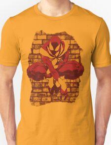 Iron Spider Spray Painted T-Shirt