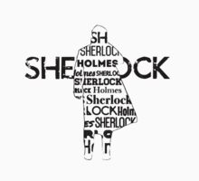 Sherlock's the name, Deduction's the game by reichenebach