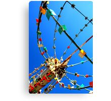 Whirligig Top 6 Canvas Print