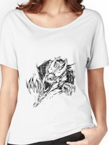 Breaking out - Welsh dragon Women's Relaxed Fit T-Shirt