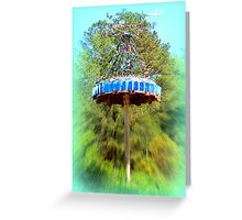 Lucama Whirligig 1 Greeting Card