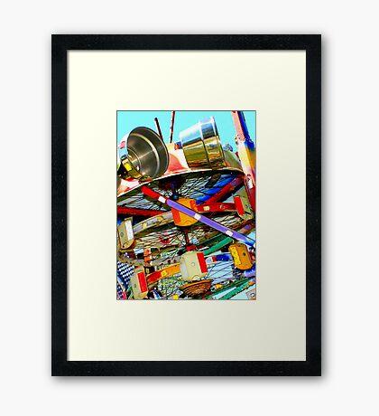 Lucama Whirligig 2 Framed Print