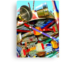 Lucama Whirligig 2 Canvas Print