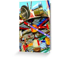 Lucama Whirligig 2 Greeting Card