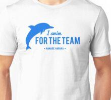 For The Team - Nanase Haruka Unisex T-Shirt