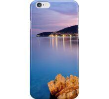 Budva by Night iPhone Case/Skin