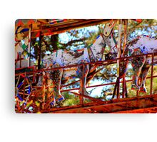 Lucama Whirligig 3 Canvas Print