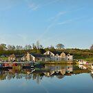 Auchinstarry Marina,Kilsyth,Scotland by Jim Wilson
