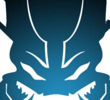 Halo covenant emblem Sticker