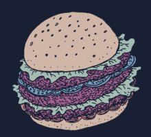 A such Big, Grimy Burger...  by MarchoBi