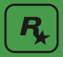 Rockstar logo 2 by aguirreink