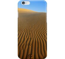 Journey to Nowhere iPhone Case/Skin