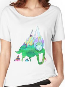 Over The Mountain Women's Relaxed Fit T-Shirt