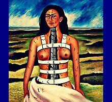 The Broken Column by Frida Kahlo by RuthlessLife