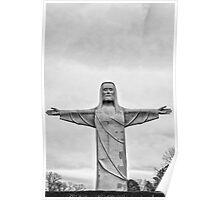 Christ of the Ozarks Poster