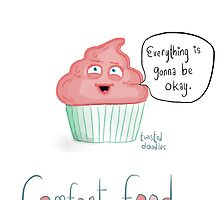 Comfort food by twisteddoodles