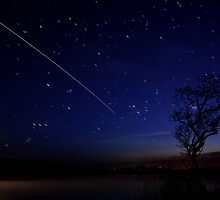 International Space Station Meets Gower by safetygav