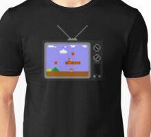 8-Bit Retro TV Unisex T-Shirt