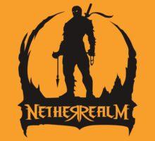 Mortal Kombar NetherRealm by aguirreink