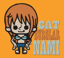 One Piece - Cat Burglar Nami [New World Edition] by Sandy W