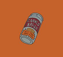 Canned Bread by Noah Bryant