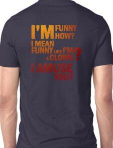 Goodfellas - I Amuse You? Unisex T-Shirt