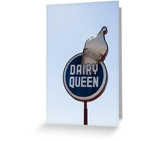 Dairy Queen, Arizona Greeting Card