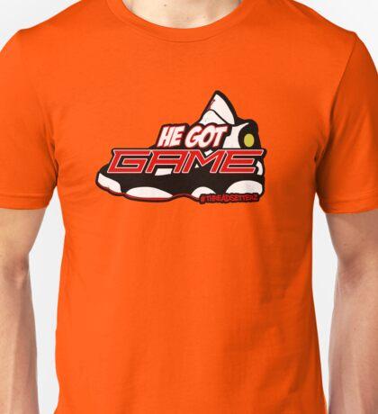 He Got Games Unisex T-Shirt