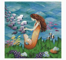 Mermaid and Fish T-Shirt