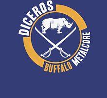 Diceros - Buffalo Metalcore Unisex T-Shirt