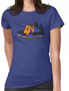 CAV 4's Womens Fitted T-Shirt