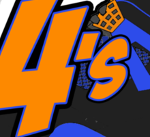 CAV 4's Sticker