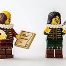 Shakespeare at work by William Rottenburg