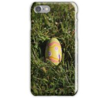 Colorful Easter egg iPhone Case/Skin