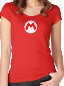 Mario M Women's Fitted Scoop T-Shirt