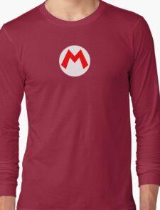 Mario M Long Sleeve T-Shirt