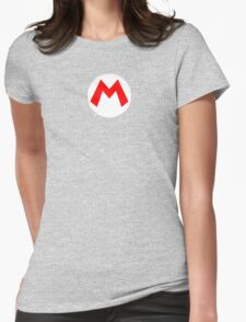 Mario M Womens Fitted T-Shirt