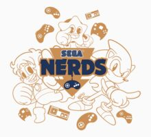 SEGA Nerds Anniversary - All Stars! by Seganerds
