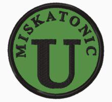 Miskatonic U by storiedthreads