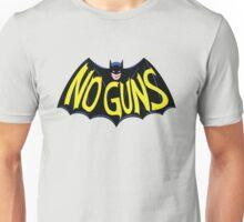 No Guns for this Hero Unisex T-Shirt