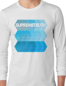 st thehexagons Long Sleeve T-Shirt