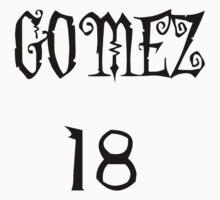 Gomez Addams by JumpStreet