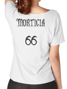 Morticia Addams Women's Relaxed Fit T-Shirt