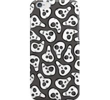 Funny zombie pattern iPhone Case/Skin