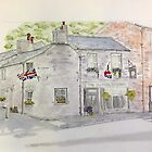 The Old Forge by Lesley Rowe