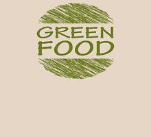 Go Green Food Vegetarian Vegan Unisex T-Shirt