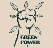 Go Green Power by mindofpeace