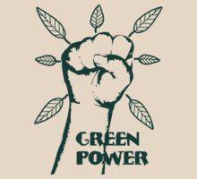 Go Green Power by mindofpeace