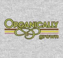 Organically Grown Vegetarian Vegan One Piece - Long Sleeve