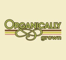 Organically Grown Vegetarian Vegan by mindofpeace